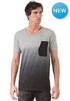 HUM�R Zollo S/S T-Shirt grey melange