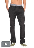 HURLEY 79 Skinny Denim Pant overdyed black