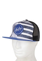 HURLEY Art Time Trucker Cap maritime blue