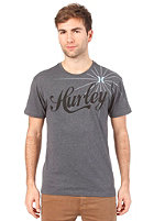 HURLEY Batters Up S/S T-Shirt heather black