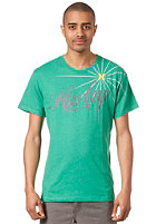 HURLEY Batters Up S/S T-Shirt heather celtic