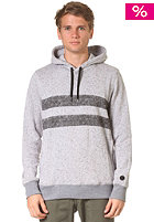 HURLEY Block Party Retreat Hooded Sweat heather white