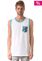 HURLEY CBTP Pocket Tank Top white