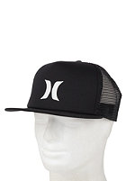 HURLEY Color Block Trucker Cap black