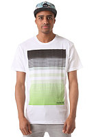 HURLEY Echo S/S T-Shirt white