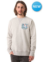 HURLEY Elton Sweat heather grey