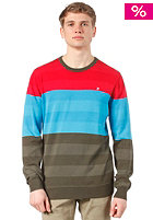 HURLEY Engine Woolsweat cyan