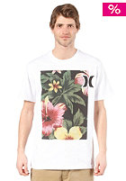HURLEY Franch S/S T-Shirt white
