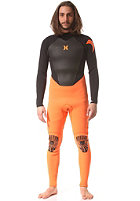HURLEY Icon 403 Backzip Wetsuit atomic orange