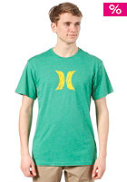 HURLEY Icon Ragland S/S T-Shirt heather celtic