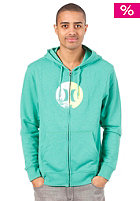 HURLEY Icon Split Hooded Sweat heather celtic