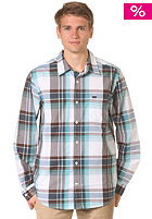HURLEY Julian L/S Shirt brown