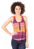 HURLEY Karma Tank Top tangerine
