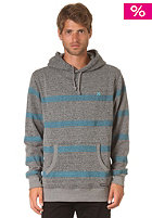HURLEY Kinsale Hooded Sweat heather black