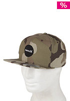HURLEY Krush Snapback Cap dessert sand