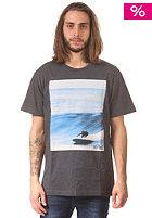 Mitch S/S T-Shirt heather black