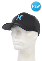 HURLEY One and Color Cap black / cyan