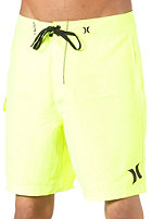 HURLEY One and Only 19 Boardshort neon yellow