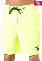 HURLEY One and Only 19 Short neon yellow