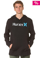 HURLEY One and Only 2 Color Hooded Sweat black