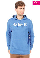HURLEY One and Only Hooded Sweat heather royal