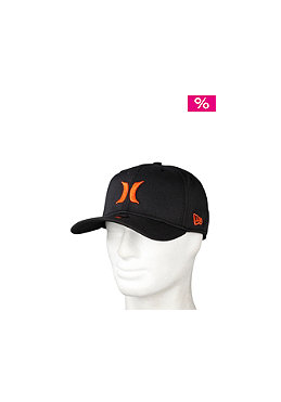 HURLEY One And Only New Era HEK Cap blaze orange