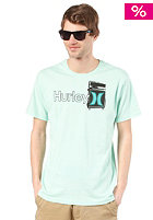 HURLEY One and Only Plus S/S T-Shirt seafoam