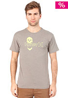 HURLEY One and Only Plus Skully S/S T-Shirt harbor grey