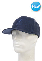 HURLEY One and Textures Cap midnight navy