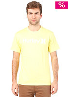 HURLEY One & Only Core S/S T-Shirt citrus yellow
