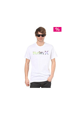 HURLEY One & Only Dimension S/S T-Shirt white