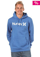 HURLEY One & Only Pull Hooded Sweat heather royal