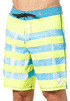HURLEY Phantom 30 Quad Boardshort neon yellow