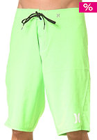 HURLEY Phantom 30 Solid Short neon green