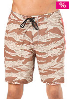 HURLEY Phantom 30 Tiger Boardshort forge brown