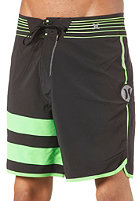 HURLEY Phantom 60 Block Party Fuse Boardshort neon green