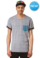 HURLEY Pro Am Crew S/S T-Shirt black