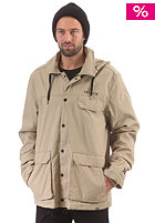 HURLEY Protect Point Breaker Jacket sandstorm