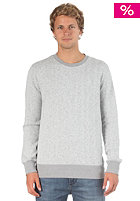 HURLEY Retreat Crew Sweatshirt heather ash grey