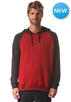 HURLEY Retreat Hooded Sweat valient red