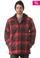 HURLEY Ronin L/S Shirt valient red