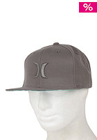 HURLEY Solid Snapback Cap graphite