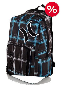 HURLEY Vapor Backpack black/blue