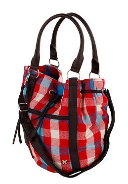 HURLEY Womens Market Bucket Bag multi