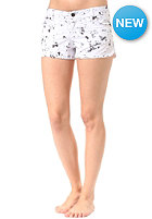 HURLEY Womens Phantom Beachrider 5 Pkt Short white spots