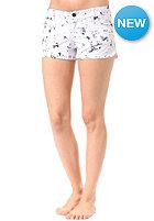 HURLEY Womens Phantom Beachrider 5 Pkt Short white spots