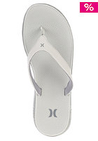 HURLEY Womens Phantom Sandal with Nike Free Sole mineral grey
