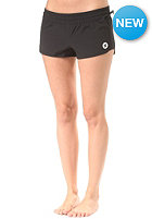 HURLEY Womens Phantom Solid Beachrider Boardshort black