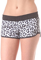HURLEY Womens Supersuede Printed 9 Beachrider Boardshort white
