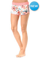 HURLEY Womens Supersuede Printed Beachrider Boardshort lava glow cosmic
